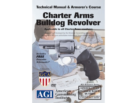 "American Gunsmithing Institute (AGI) Technical Manual & Armorer's Course Video ""Charter..."