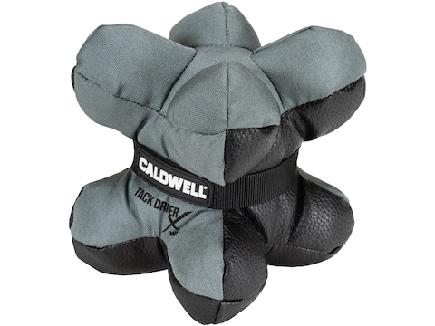 Caldwell Tack Driver X Mini Shooting Rest Bag Nylon and Leather Filled