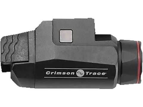 Crimson Trace CMR 208 Weapon Light LED with 1 CR123A Battery Aluminum Black - Factory O...