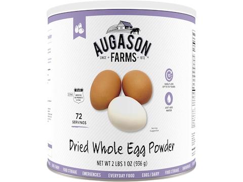 Augason Farms Dried Whole Egg Product 2 lbs