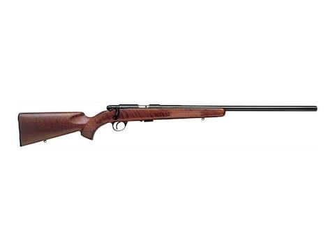Anschutz 1710 D HB Rifle 22 Long Rifle HB Barrel Blue, Classic Walnut Stock