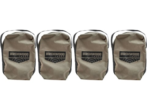 Birchwood Casey Shooting Rest Weight Bags Pack of 4