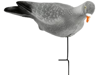 Lucky Duck Flocked Foam Pigeon Decoy Pack of 3