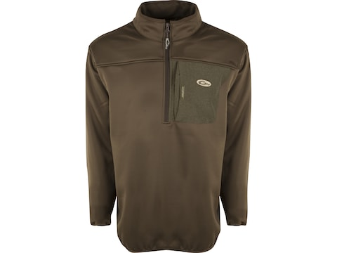 Drake Men's Endurance 1/4 Zip Long Sleeve Shirt