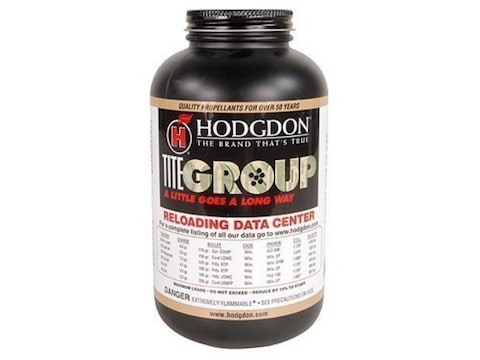 Hodgdon Titegroup Smokeless Gun Powder