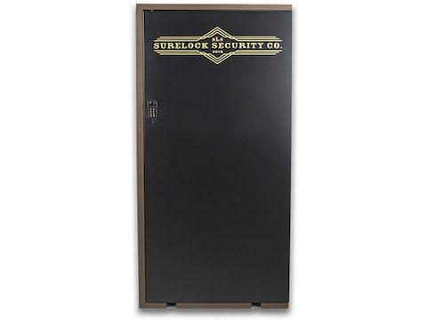 Surelock Security Constitutional 14 Gun Cabinet Bronze and Black