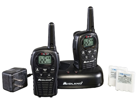 Midland LXT500VP3 Two-Way Radio Combo