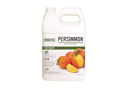 Moultrie Deer Magnet Persimmon Deer Attractant 1 Gallon