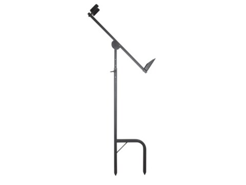 Banded Gun Stick Marsh Gun Stand Steel Marsh Brown