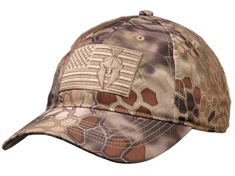 Kryptek Low Profile Camo Flag Cap