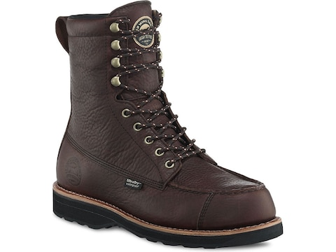 "Irish Setter 894 Wingshooter 9"" Hunting Boots Leather Brown Men's"