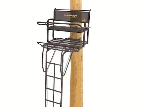 Rivers Edge Lockdown 2-Man 21' Ladder Treestand