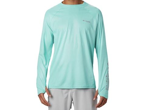 Columbia Men's Terminal Deflector Zero Long Sleeve Shirt Polyester