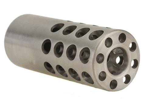 "Vais Muzzle Brake 13/16"" 338 Caliber 9/16""-32 Thread .812"" Outside Diameter x 2"" Length"
