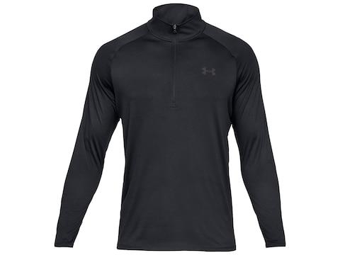 Under Armour Men's UA Tech 2.0 1/4 Zip Long Sleeve Shirt Polyester