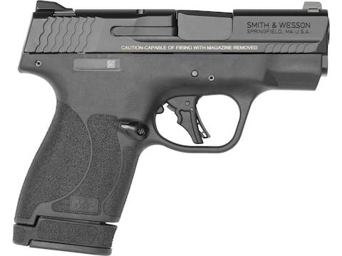 """Smith & Wesson M&P 9 Shield Plus Pistol 9mm Luger 3.1"""" Barrel Black"""