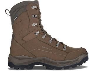 "Lowa Renegade II GTX 8"" Hunting Boots Leather Dark Brown Men's 9 D"