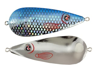 River2Sea World Wide Spoon 100 Chrome Blue 1oz