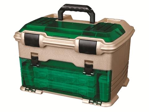 Flambeau T5 Multiloader Tackle Box Green