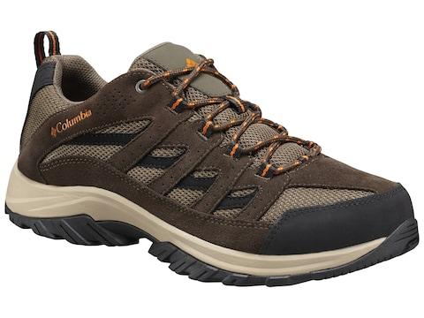 Columbia Crestwood Hiking Shoes Leather/Nylon Men's