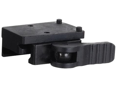 American Defense Quick-Detachable Trijicon RMR Mount Low Standard Lever Picatinny-Style...