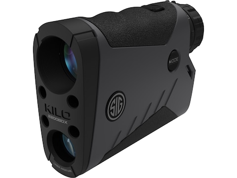 Sig Sauer KILO2200BDX Ballistic Data Xchange Laser Range Finder 7x 25mm with Milling Re...