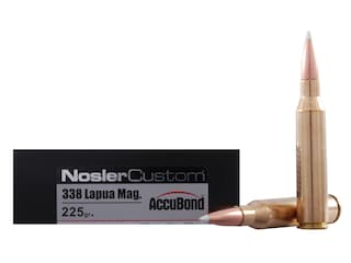 338 Lapua Magnum Ammo | Shop Now and Save @MidwayUSA