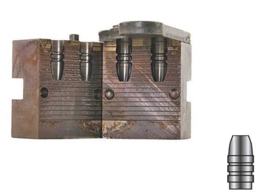 Lyman 2-Cavity Bullet Mold #257420 25 Cal (258 Diameter) 65 Grain Flat