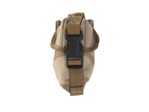 Military Surplus British Grenade Pouch Grade 2 Desert Camo