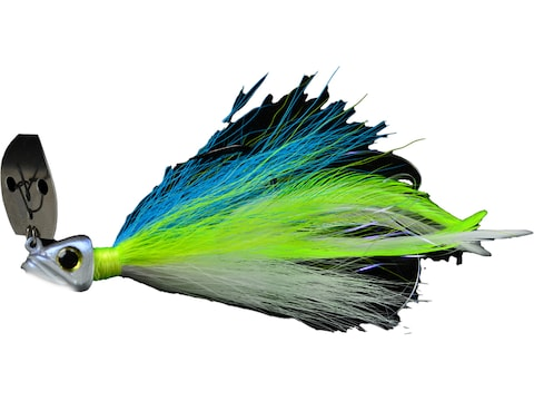 Picasso Aaron Martens Special FX Shock Blade Bladed Jig