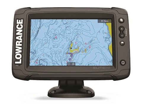 Lowrance Elite Ti2 Fish Finder Active Imaging 3-in-1 US Inland Maps