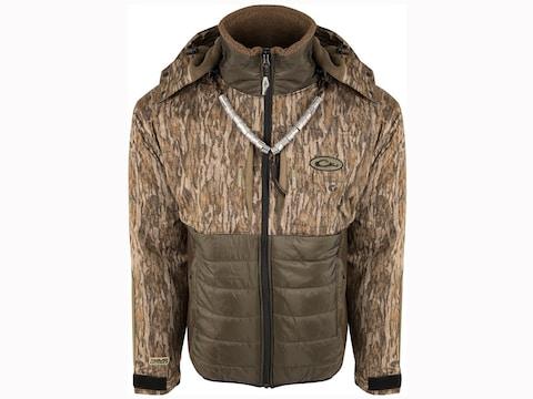 Drake Men's Guardian Flex Double Down Eqwader Jacket