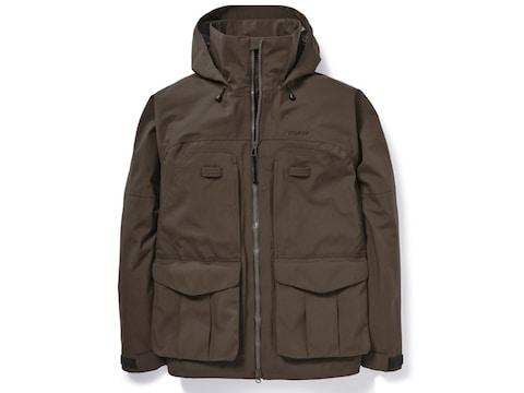 Filson Men's 3-Layer Waterproof Field Jacket Nylon/Polyester