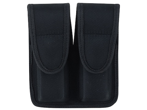 Tru-Spec Double Staggered Mag Pouch Black