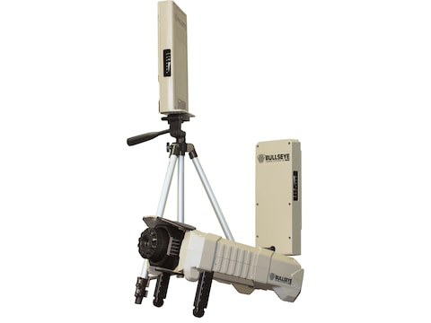 SME Bullseye Camera Systems Sniper Extended Range Edition with Tripod 1 Mile Target Cam...