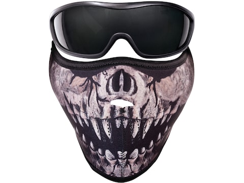Game Face Predator Airsoft Protection Mask
