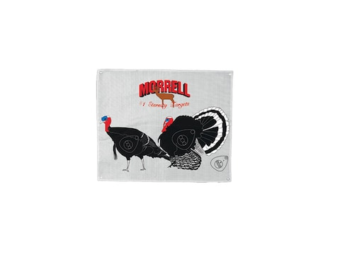 Morrell Polypropylene Archery Target Face Turkey