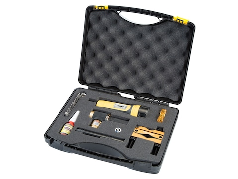 Wheeler Ultra Scope Mounting Kit Black