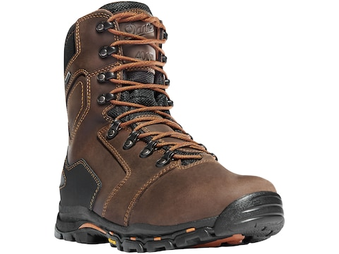 "Danner Vicious 8"" GORE-TEX Insulated Non-Metallic Safety Toe Work Boots Leather Men's"