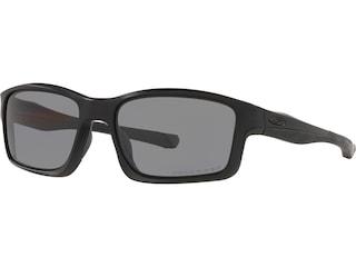 Oakley Chainlink Polarized Sunglasses Covert Matte Black/Gray Lens