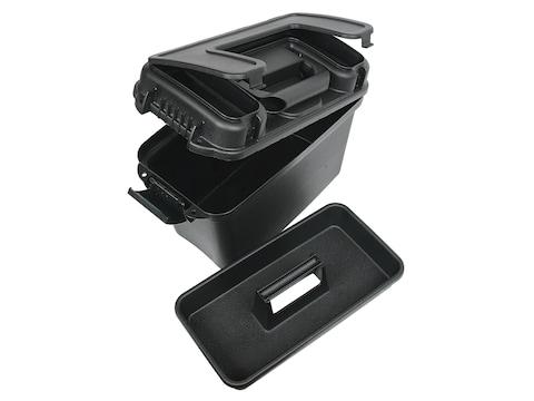 "Allen Dry Box 14"" x 7"" x 10"" Polymer Black"
