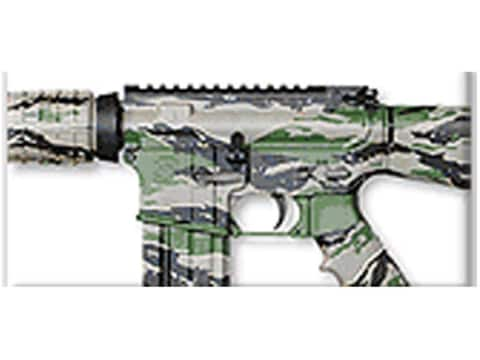 Lauer Custom Weaponry DuraCoat EasyWay Camo Stencil Kit Only