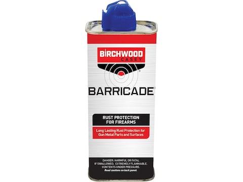 Birchwood Casey Barricade Rust Protection for Firearms 4.5 oz Liquid
