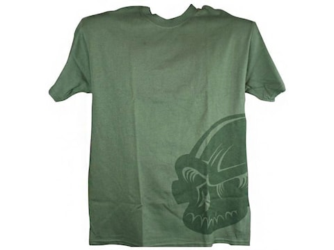 Voodoo Tactical Subdued Skull Short Sleeve T-Shirt Cotton