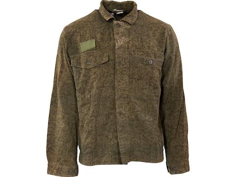 Military Surplus Czech Field Shirt Camo