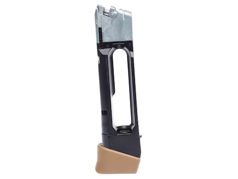 Glock 19X Gen 5 CO2 Airsoft Magazine 14 Round Coyote Tan