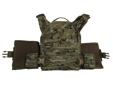 Tactical Tailor Fight Light MOLLE Body Armor Plate Carrier