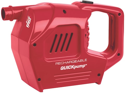 Coleman QuickPump Rechargeable Air Pump Red