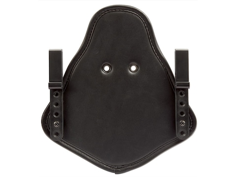 Uncle Mike's Inside the Waistband Adapter for Reflex and Kydex Holsters Ambidextrous Black