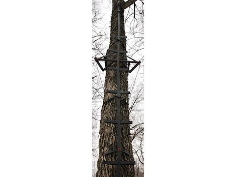 X-Stand The Gator 25' Treestand Climbing Stick Steel